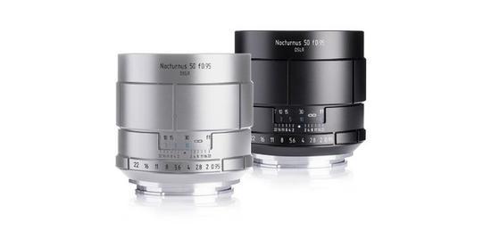 50mm f0.95 德国梅耶发布大光圈定焦镜头