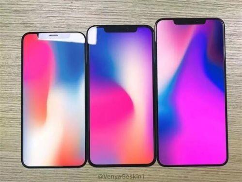 新款iPhone正式量产 四个版本双卡+大屏