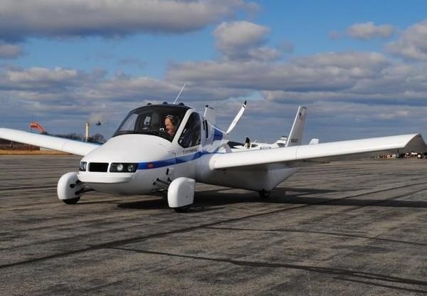 吉利旗下飞行车即将接受预定 或明年发布