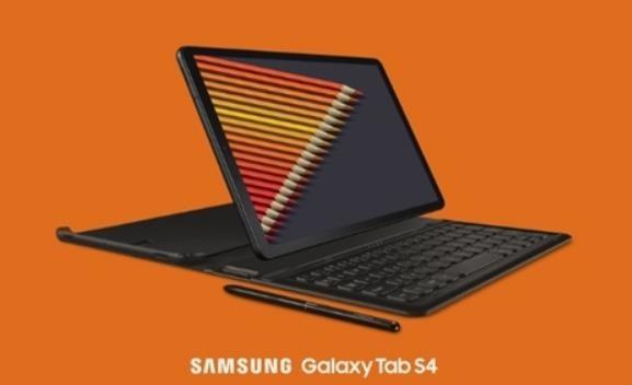 三星Galaxy Tad S4发布 配7300mAh电池