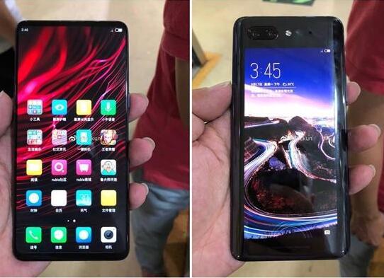 努比亚双屏手机入网:双屏设计、支持18W快充