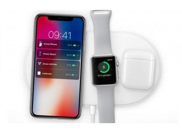 AirPods无线充电盒现身iOS 12 beta 5