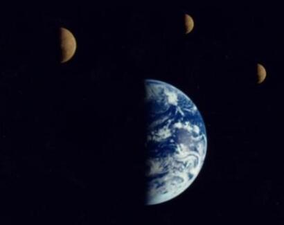 """地球两颗""""隐藏卫星""""被证实 科学家称之伪卫"""