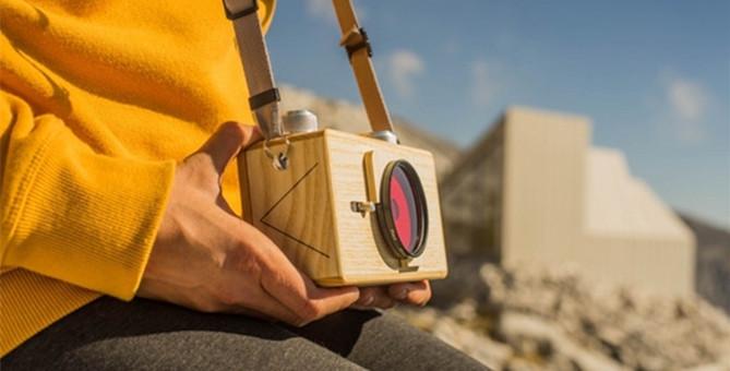 最原始的摄影方式也要升级 ONDU推出第三代针