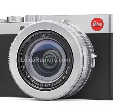 批徕卡D-Lux 7相机外观照泄露