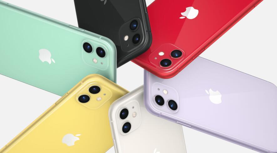 iPhone 11未开售即破发:最高降幅超五百元